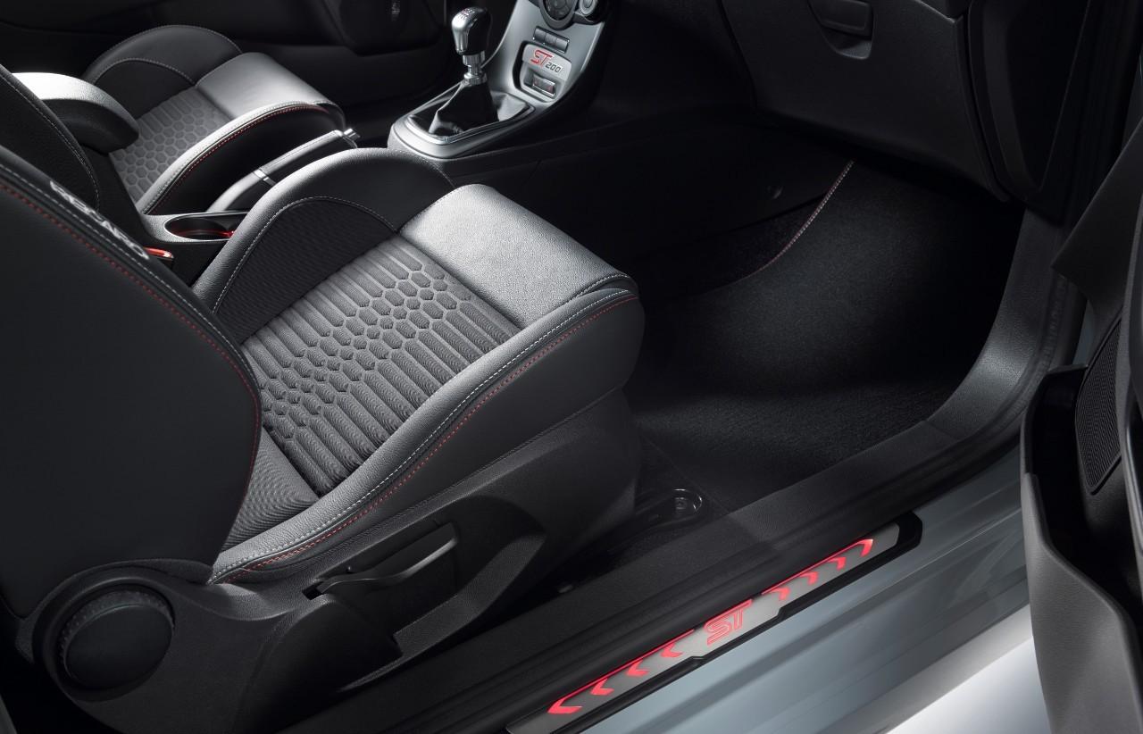 Ford Fiesta ST200 contre-porte