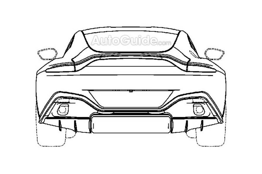 Aston Martin Vantage 2018 : dernières infos avant la