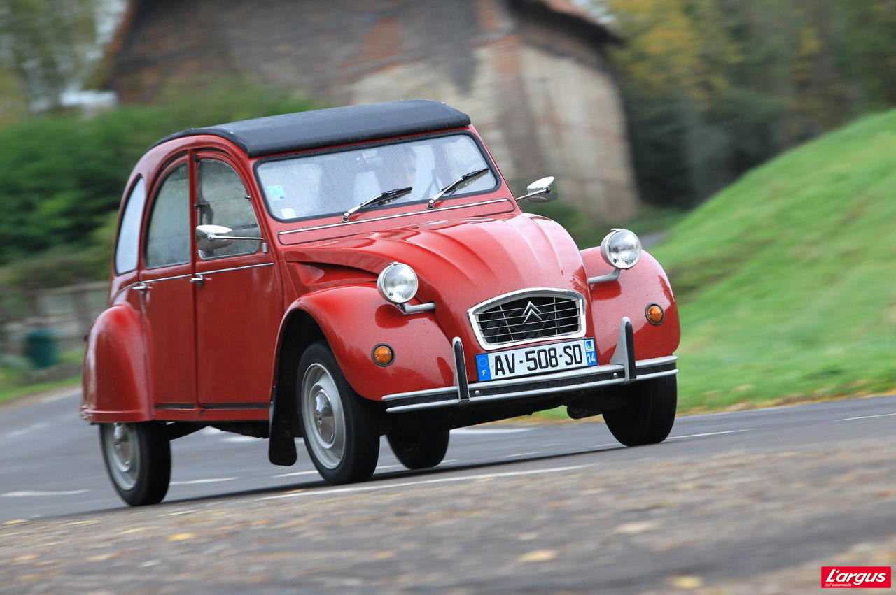 Citron va faire revivre la 2CV   Largus