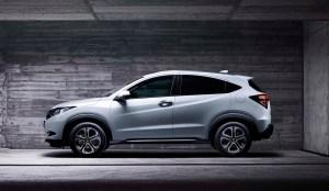 Honda HRV 2015 : pas d'hybride, mais 4 l aux 100 km en