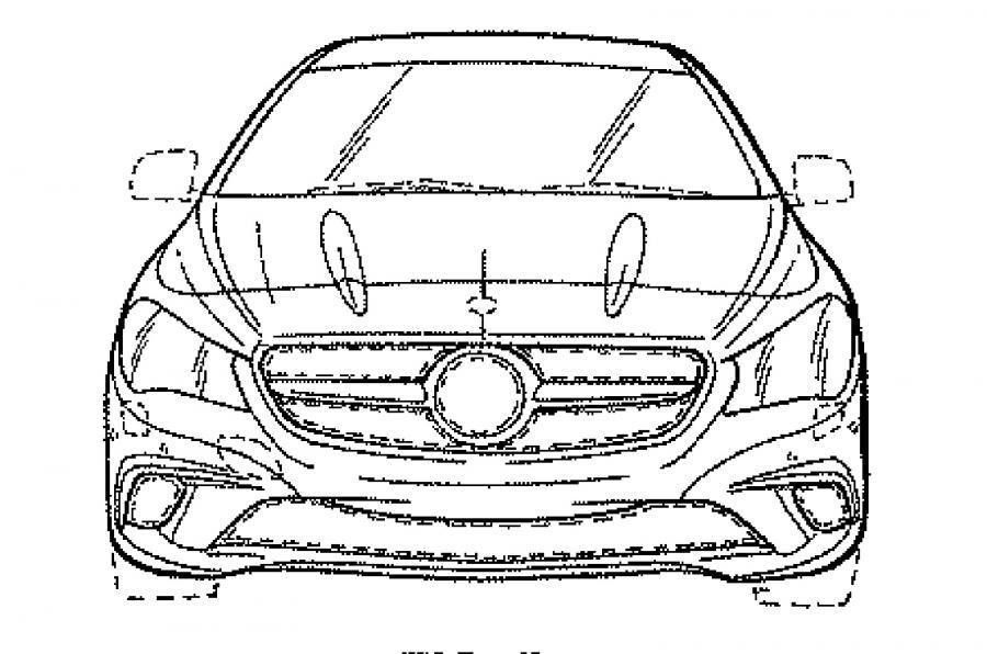 Mercedes CLA Shooting Brake (2016) : discret restylage