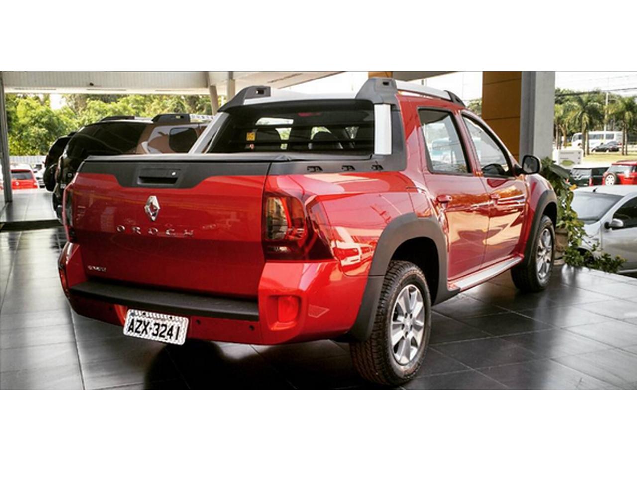 Dacia Duster Oroch Le Nouveau Duster En Version Pick Up