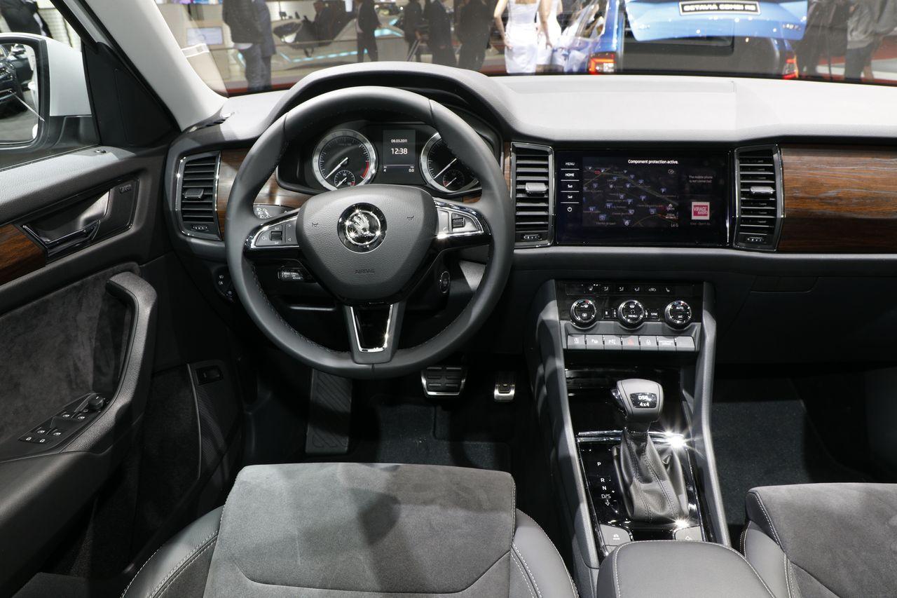 Audi Q9 Interior