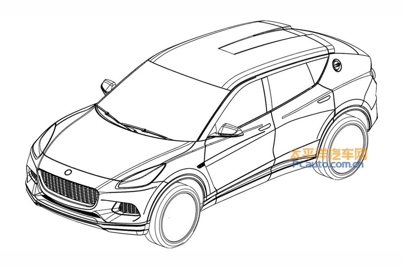 Lotus : les premières images du futur SUV