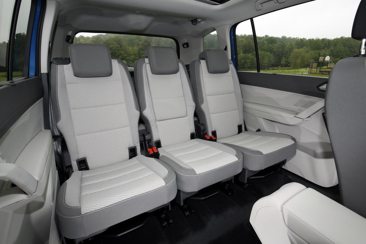 Essai Volkswagen Touran 16 TDI DSG7 Le Juste Compromis