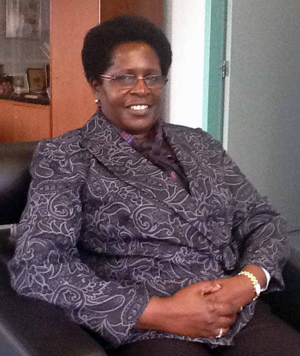 H.E. Ambassador Prof. Mrs. R. Rono Kenya Ambassador & Dean of African Diplomats