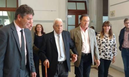 Ramón Aguilar, ciudadano ilustre de Río Cuarto