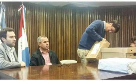 Serrano: abrieron los sobres de la licitación para la ampliación del sistema de abastecimiento de agua