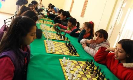 Extensión de Jornada Socioeducativa: se realizó el 1° Encuentro de Ajedrez