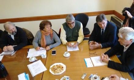 Se conformó la Mesa de Trabajo Interinstitucional del Corredor Chocancharava