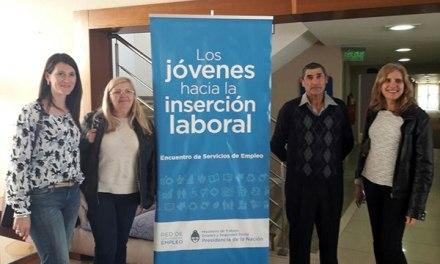 """Reconocimiento al desarrollo del programa """"Construir Empleo"""" en Gigena"""