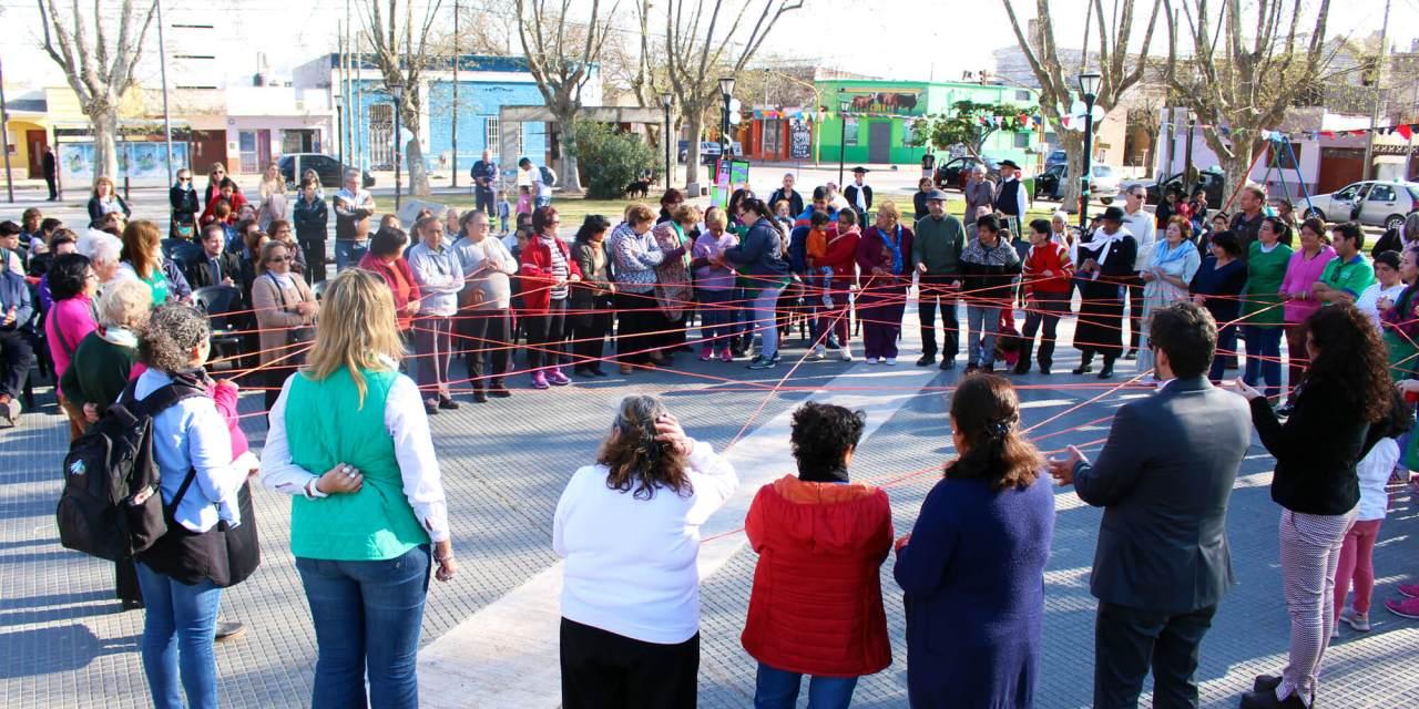 Los participantes del Programa Municipal de Alfabetización conmemoraron su día
