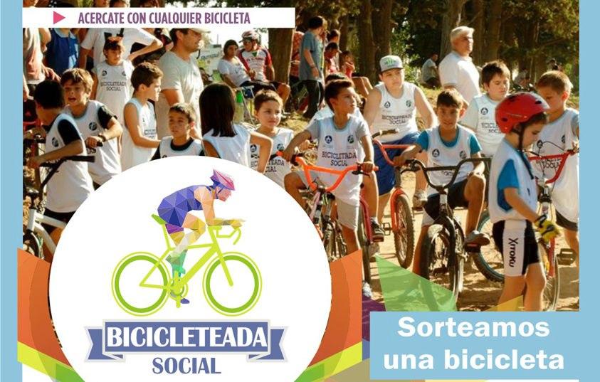 Se realizará una nueva edición de la Bicicleteada Social en Barrio Alberdi