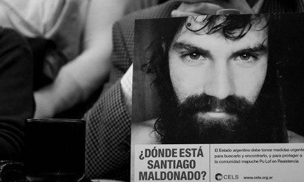 Agronomía y Veterinaria reclama la aparición con vida de Santiago Maldonado