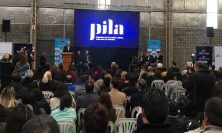 """Se lanzó """"Pila"""", un programa con oportunidades laborales para varones"""