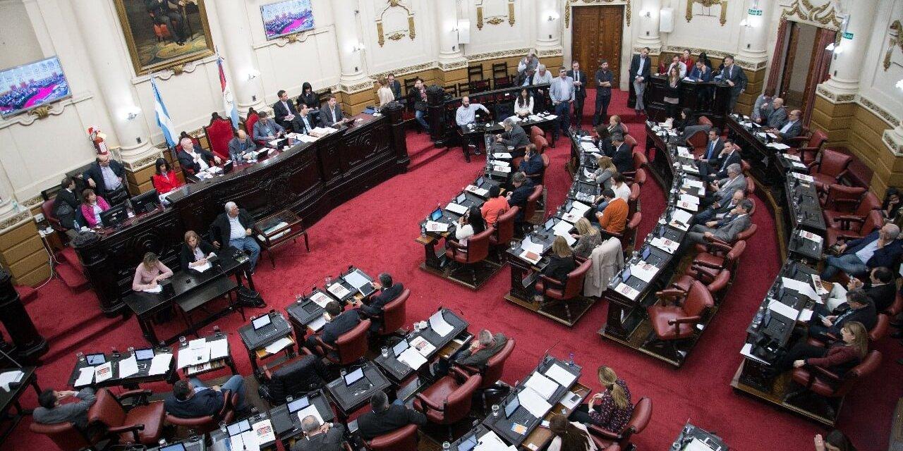 Se efectuó una nueva Sesión Ordinaria de la Legislatura de Córdoba
