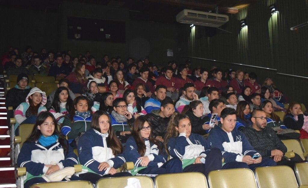 Alumnos de Río Cuarto y la región presentaron sus producciones audiovisuales