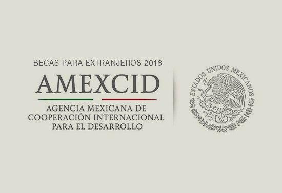 Becas del Gobierno de México para Extranjeros 2018