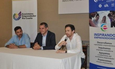 Río Cuarto: Se presentó el segundo taller Empretec