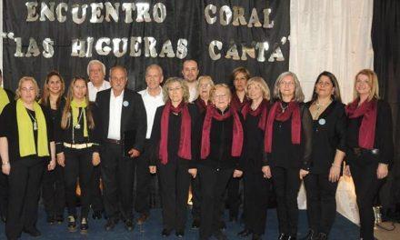 Más de 150 personas presentes en 7º Encuentro Coral en Las Higueras