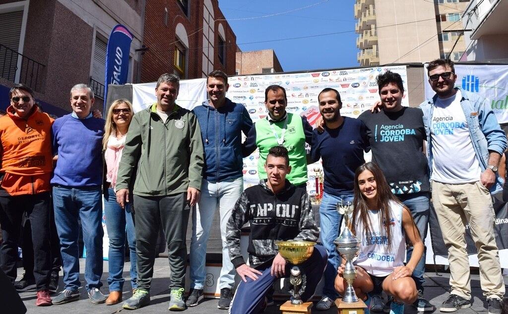 Río Cuarto: Se corrió la 8º Maratón de los Colegios Secundarios