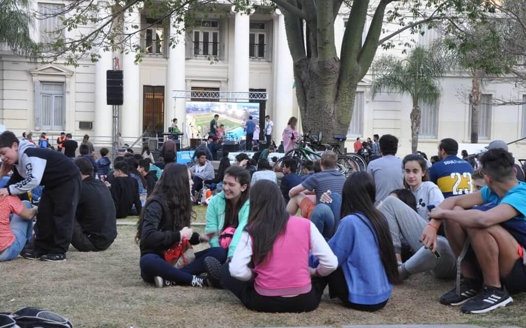 Más de 5 mil jóvenes disfrutaron los festejos por el día del estudiante