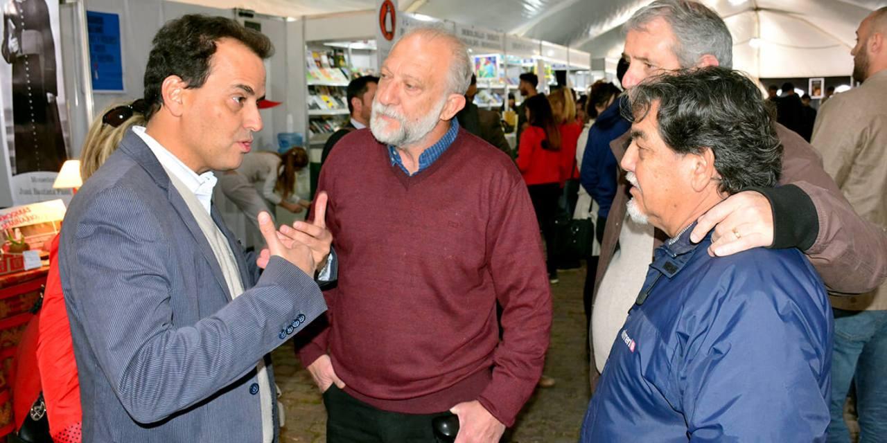 Comenzó la 13º Feria del Libro en Río Cuarto