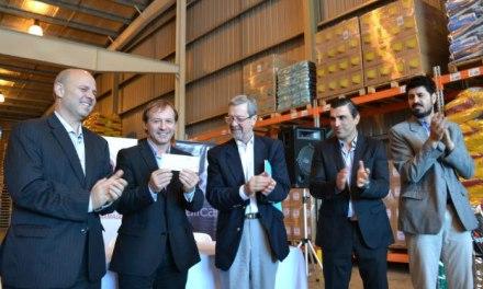 Alcira Gigena: el Parque Industrial recibió un aporte de $500 mil