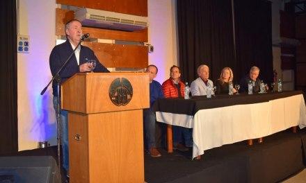 Schiaretti presentó el Programa Provincial de Obras Públicas