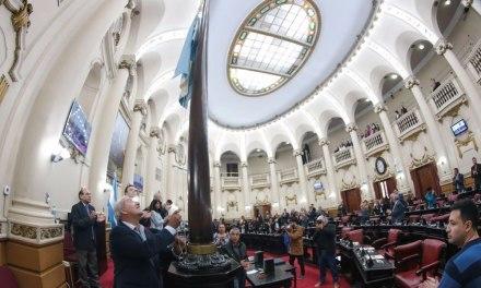 Se realizó la 35º sesión ordinaria del período legislativo provincial