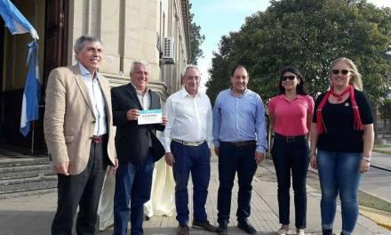 Aportes de la provincia para Alejandro Roca