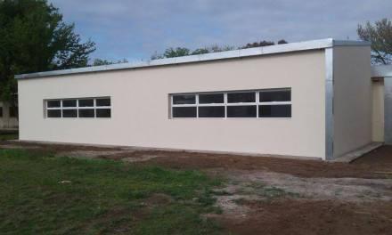 Nuevas aulas para IPEA 244 de Bulnes