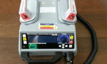 Nuevo Cardiodesfibrilador para el Dispensario de Bulnes