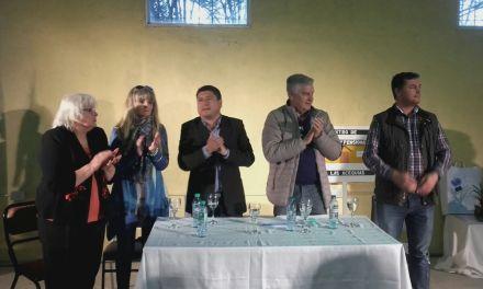 Inauguración de obra en Centro de Jubilados y Pensionados
