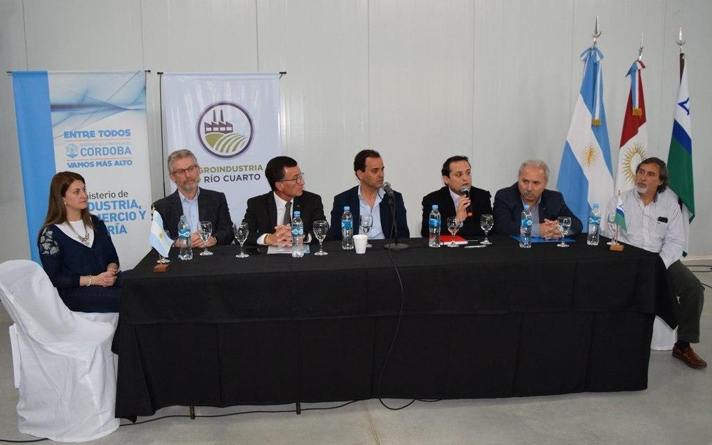 Se realizó la 6º reunión de la Mesa Sectorial de Parques Industriales