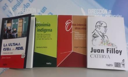 Presentan este sábado la colección Juan Filloy de la UniRio Editora