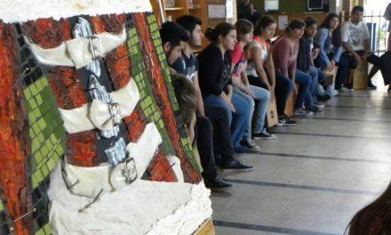 Arte para todos en el campus