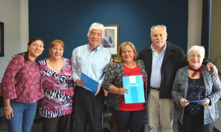 La Provincia entregó aportes para el fortalecimiento de Centros Vecinales