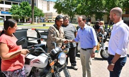 """Programa """"Recuperadores Urbanos"""": se entregaron 5 nuevos Zootropos"""