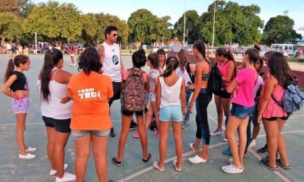Cronograma de las actividades de verano de Deportes Río Cuarto