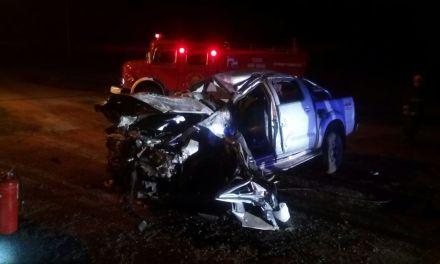 Accidentes en Holmberg y Suco