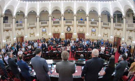 Se efectuó la 38º Sesión Ordinaria de la Legislatura de Córdoba