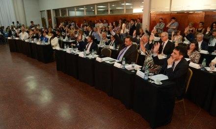 La Legislatura de Córdoba sesionó en Río Cuarto