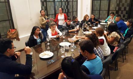 22 niños de la zona rural de Chaco recorrieron la región