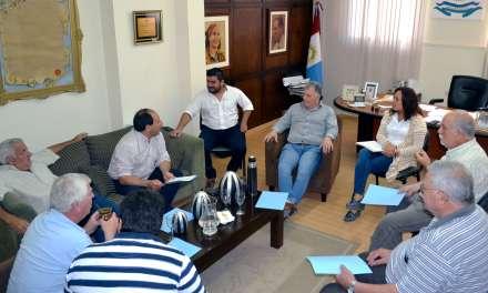Intendentes de la región se reunieron en La Carlota