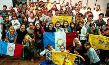 Más de 120 estudiantes cordobeses en la Feria Nacional de Ciencia y Tecnología