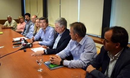 Legisladores cordobeses se reunieron con industriales de bioetanol de maíz