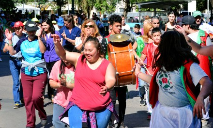Caminando por los Derechos de las Personas con Discapacidad