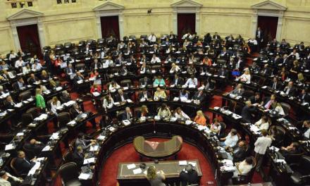 Diputados aprobó la ley tras 12 horas de debate