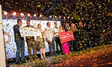 Se entregaron los premios Deportes Rio Cuarto 2017
